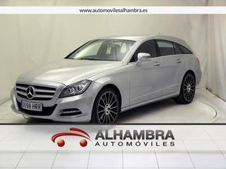 Mercedes-Benz Clase CLS CLS SHOOTING BRAKE 350 CDI AUTO