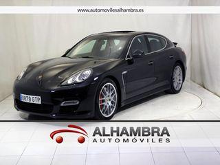 Porsche Panamera 4.8 TURBO 500CV