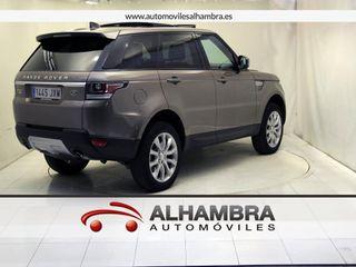 Land-Rover Range Rover Sport 3.0 TDV6 HSE AUTO 4X4