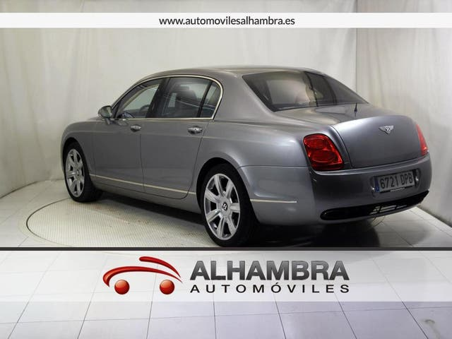 Bentley Continental Flying Spur 4P