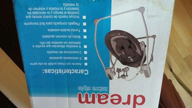 Columpio hamaquita para bebes