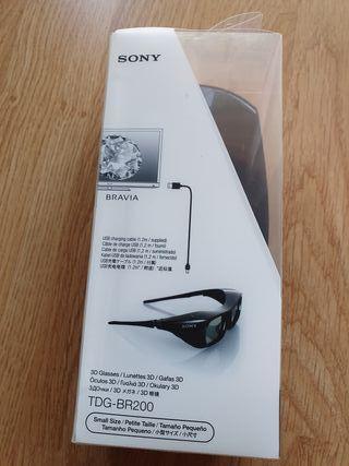 Gafas 3D Sony Activas TGD-BR200