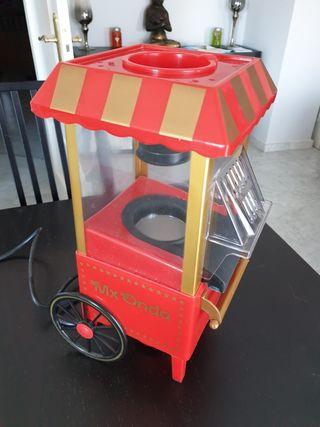 Palomitera eléctrica vintage