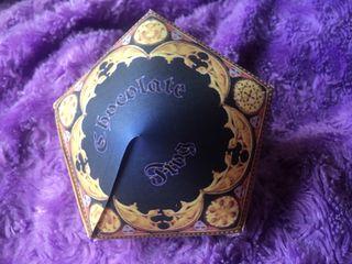 Cajas ranas de Harry Potter