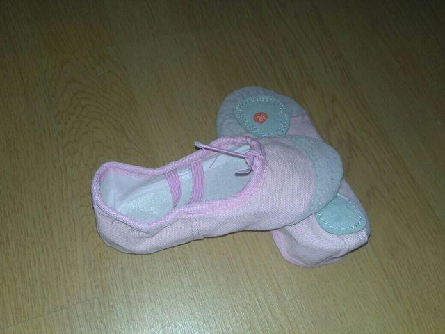 Zapatillas de ballets Nuevas