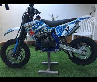 Imr 50cc 9cv Motocross niño