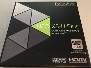 Android TV MINIX