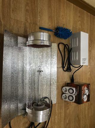 Kit de iluminación de 600w