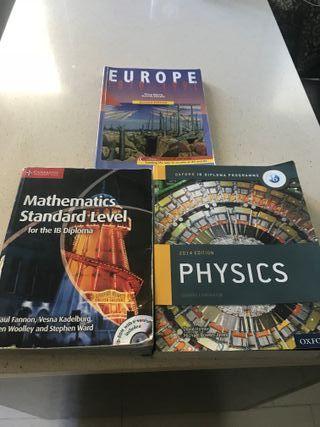 Libros Bachillerato Internacional