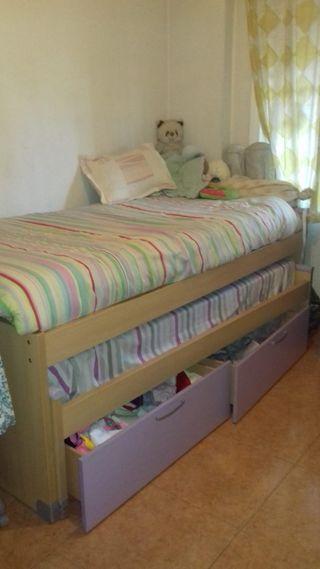Dormitorio Juvenil para chica(Móstoles)