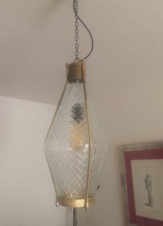Lámpara farol de techo