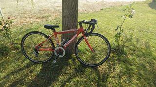 Bicicleta de carrera niño