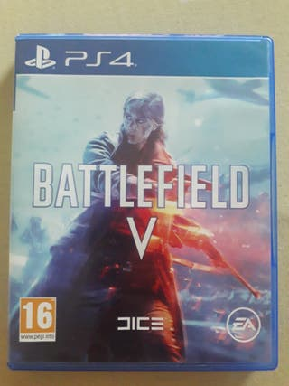 Battlefield V Ps4 Estado 10/10