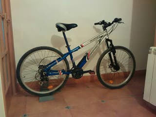 Bicicleta de montaña Mudrock Jumpertrek