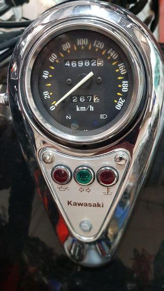 Kawasaki Vulcan 500 CLASIC