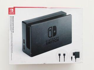 Nintendo Switch Dock Set (base, cargador y HDMI)