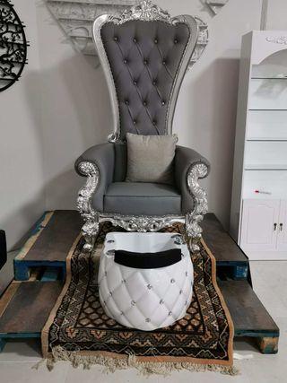 Sofá pedicura