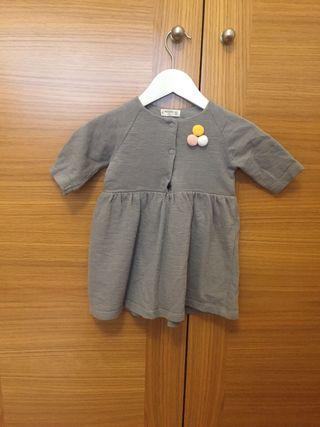 Vestido niña 12/18 meses