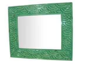 Espejo artesano 90x70 cm. aprox.