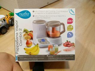 mini robot de cocina Nuvita