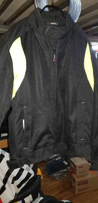 chaqueta moto UNIk talla L nueva total