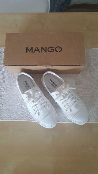 Zapatillas Mango