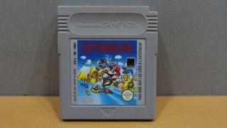 Juego Super Mario Land para Nintendo Game Boy