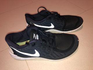 Nike Free 5.0 Sneaker black Original