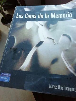 Libro Las Caras de la Memoria