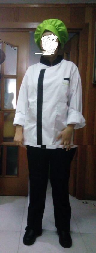 traje cocina