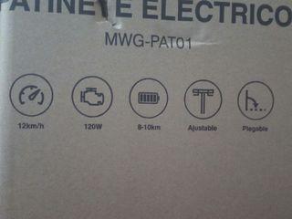 patinete eléctrico plegable sin estrenar