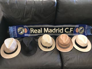 Sombrero y bufanda