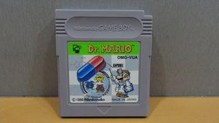 Juego Dr. Mario para Nintendo Game Boy