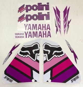 Kit Yamaha Aerox Polini Rockstar Fox