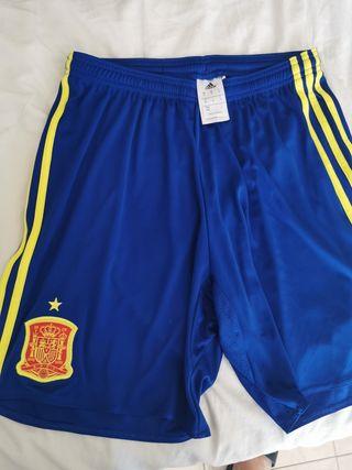 pantalones actuales de la selección española
