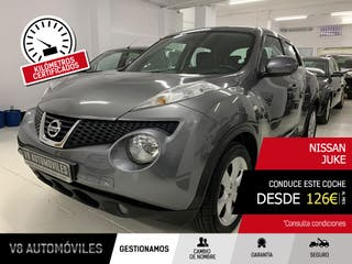Nissan Juke Dci 2012