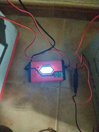 cargador de baterías suaoki