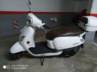 SYM FIDDLE III 125cc, con maletero