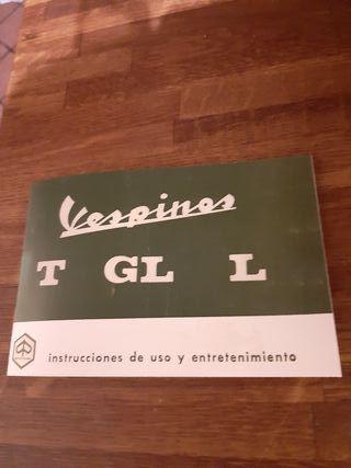 manual Vespino GL