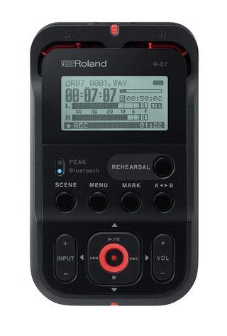 Roland R-07 Grabador de audio portátil de alta res