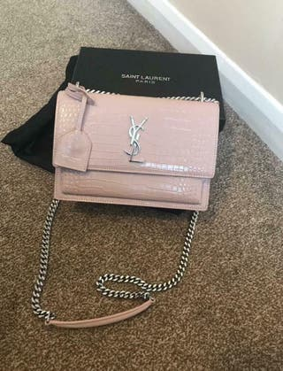 Authentic YSL sunset bag