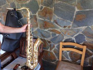 Saxo tenor Selmer Super Action 80