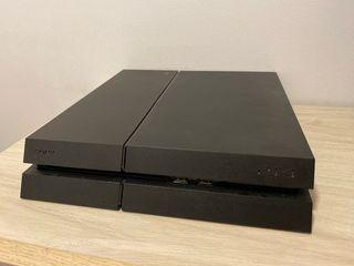 PS4 500GB + JUEGOS