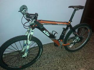 bici KTM 26
