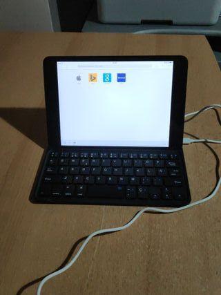 Teclado inalámbrico iPad mini, tablets,smartphones