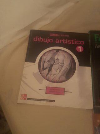 libros de texto 1ro bachillerato artistico