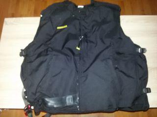 motoairbag: chaqueta-chaleco para moto con airbag
