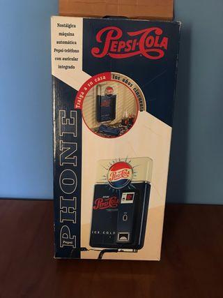 Teléfono de pared (Pepsi Cola)