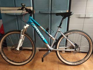 "Bicicleta MTB Orbea 26"""