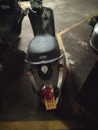 Ciclomotor sym 50